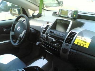 Taxi de Jaén