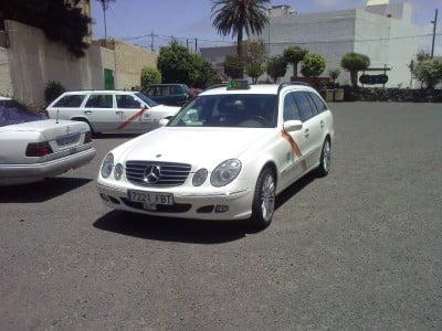 Taxi de la isla de Gran Canaria