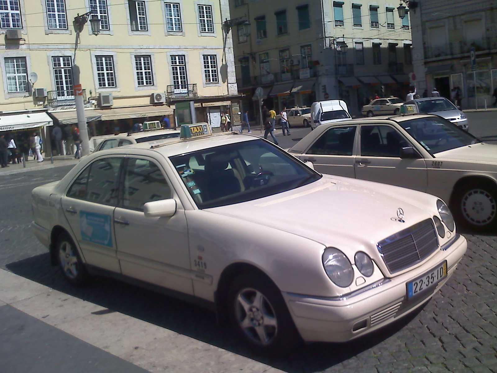 Taxi de Lisboa