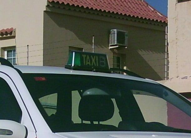 Taxi en Menorca