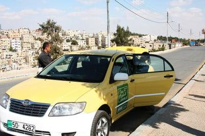 Taxi de Jordania