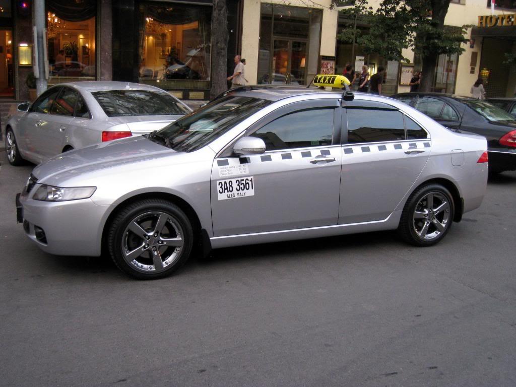 Taxi de Praga