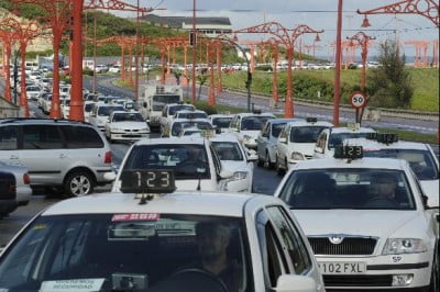 Taxis de A Coruña
