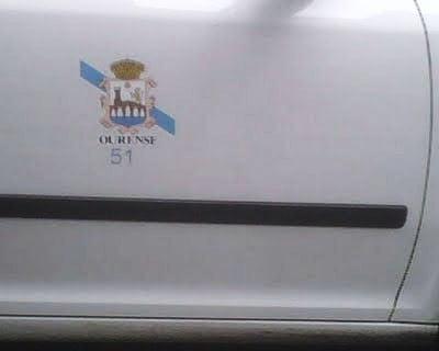 Taxis de Ourense