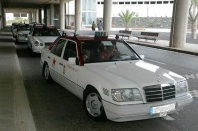 Taxis del Aeropuerto Lanzarote