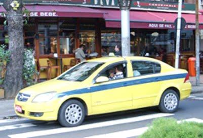 taxis en Rio de Janeiro