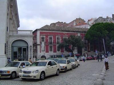Taxis de Lisboa