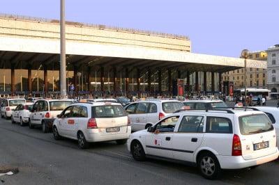 Taxis en Términi