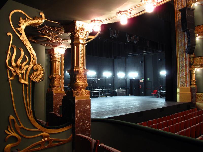 Teatro campos el seos de bilbao - Teatro campos elisios ...