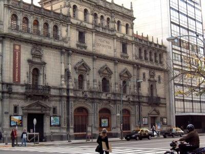 Teatro Nacional Cervantes de Buenos Aires