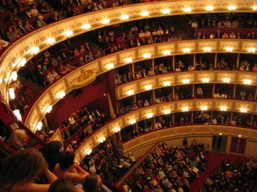 Teatro de la Ópera Estatal de Viena