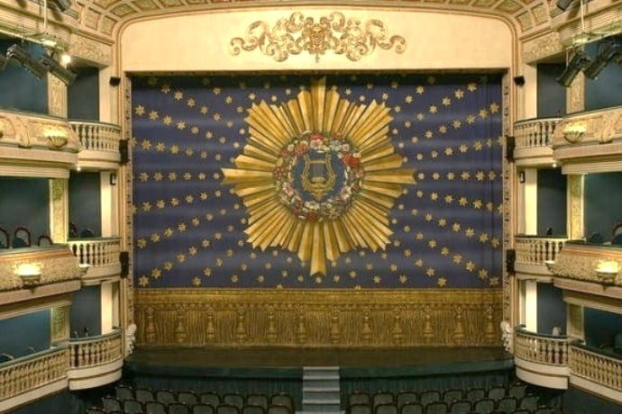 el teatro de alicante: