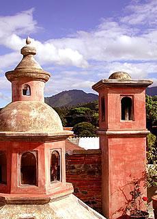 Tejados de Antigua Guatemala