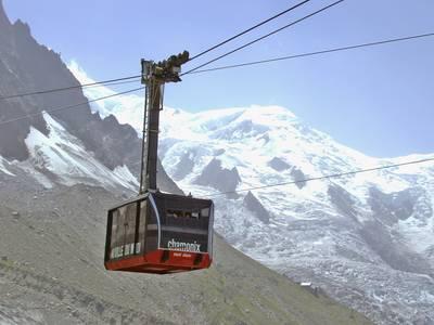 Teleferico de Suiza