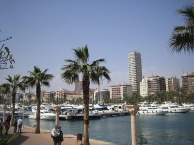 Temperaturas de Alicante