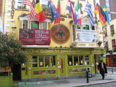 Temple Bar Pubs