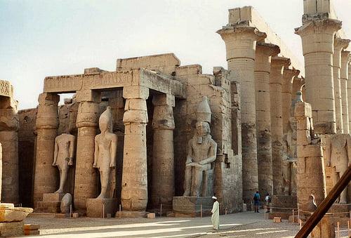 "templo de luxor - Vida y Muerte de Tutankamon, ""El Faraón Niño"""