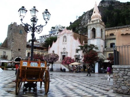 Templos en Sicilia