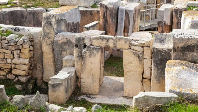 Megalithic Temples of Malta: World Heritage Site