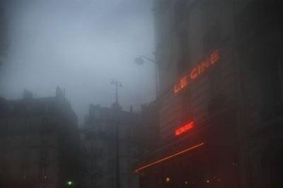 temperatura París ciudad nublado
