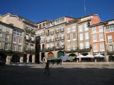 Terrazas de la Plaza Mayor, Orense