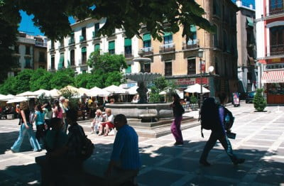 Terrazas de la Plaza Nueva