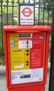 Tickets para los Double Decker Bus