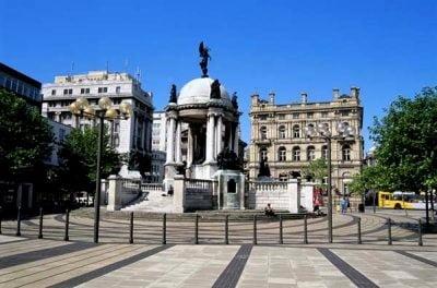 Tiempo en Liverpool plaza