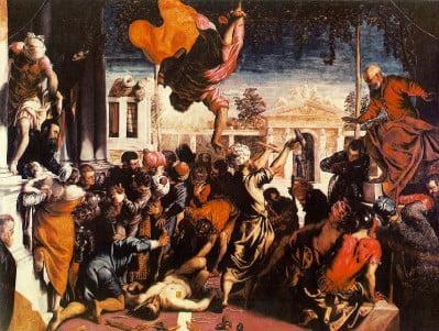 Tintoretto en Venecia