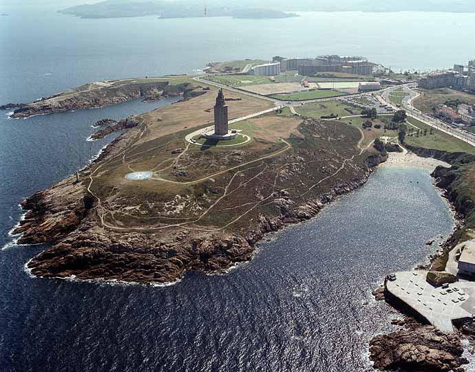 Torre de h rcules a coru a for Oficina de turismo a coruna
