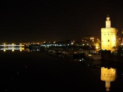 Torre de Oro de Sevilla