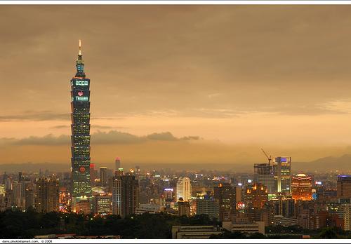 Torre de Taiwan