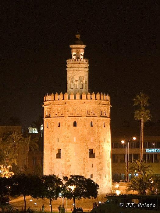 Arquitectura Sevilla #5: Torre-del-oro.jpg