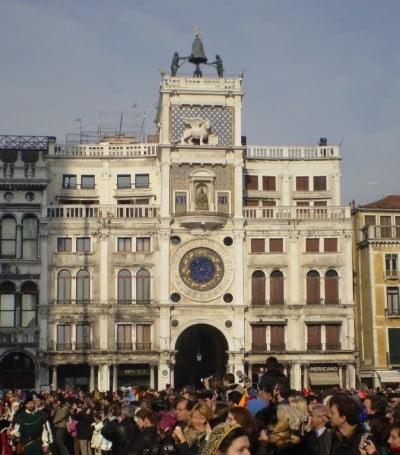 Torre dell'Orologio de Venecia