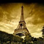 Torre Eiffel, Fondo de Escritorio
