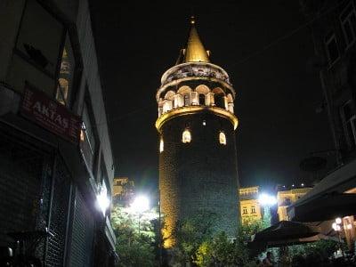 Torre Gálata, Estambul