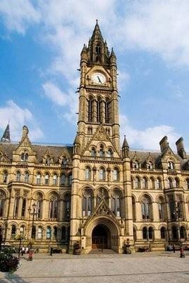 Town Hall en Manchester