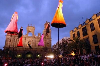 Tradición y fiesta de Gran Canaria