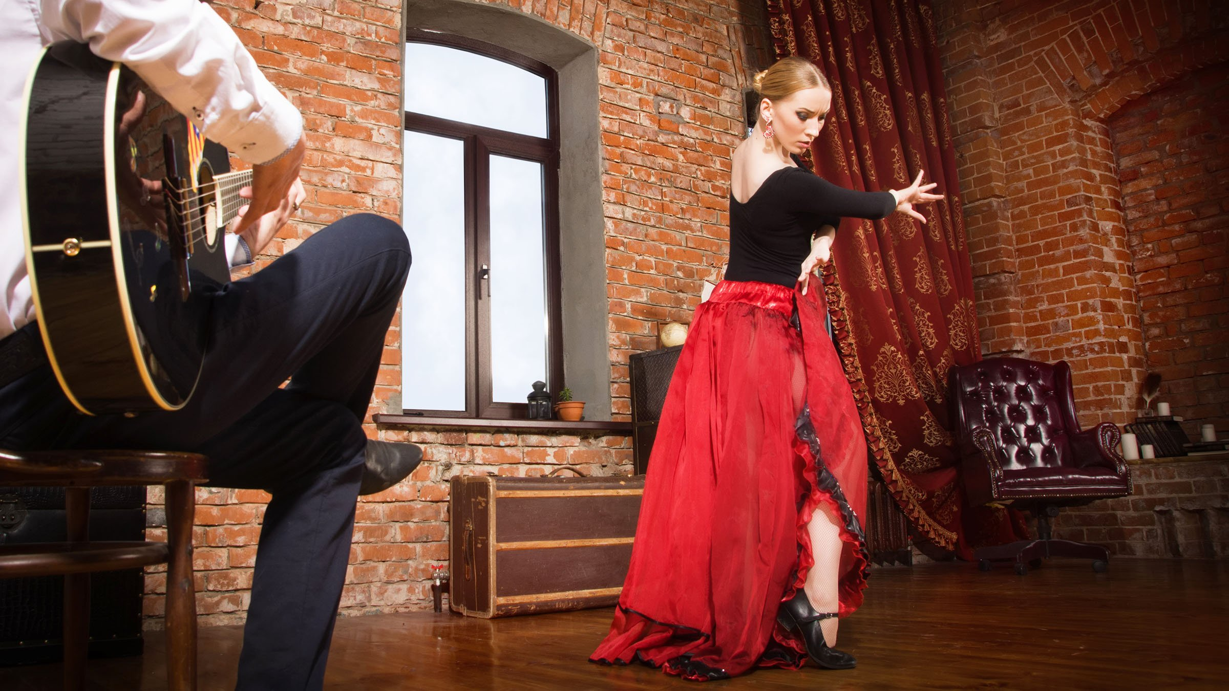 tradiciones de España Flamenco