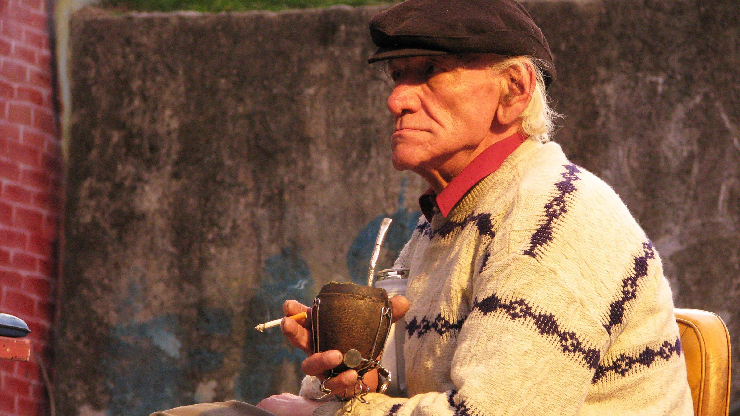 tradiciones de Uruguay mate