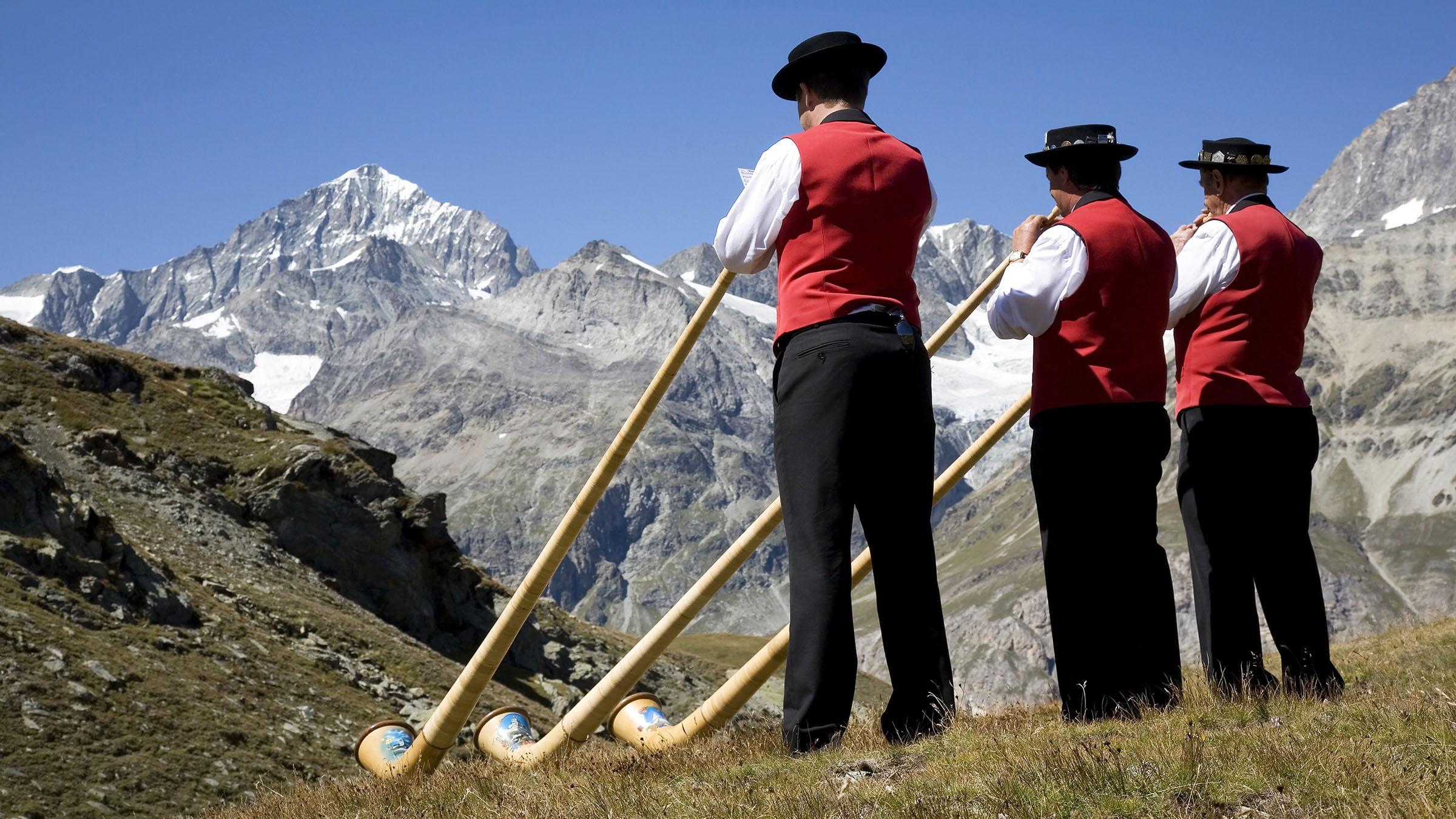 Tradiciones de Suiza