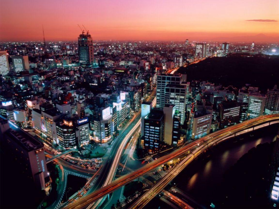 Tráfico en Tokio