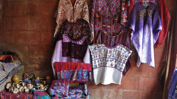 Traje típico de Sacatepéquez