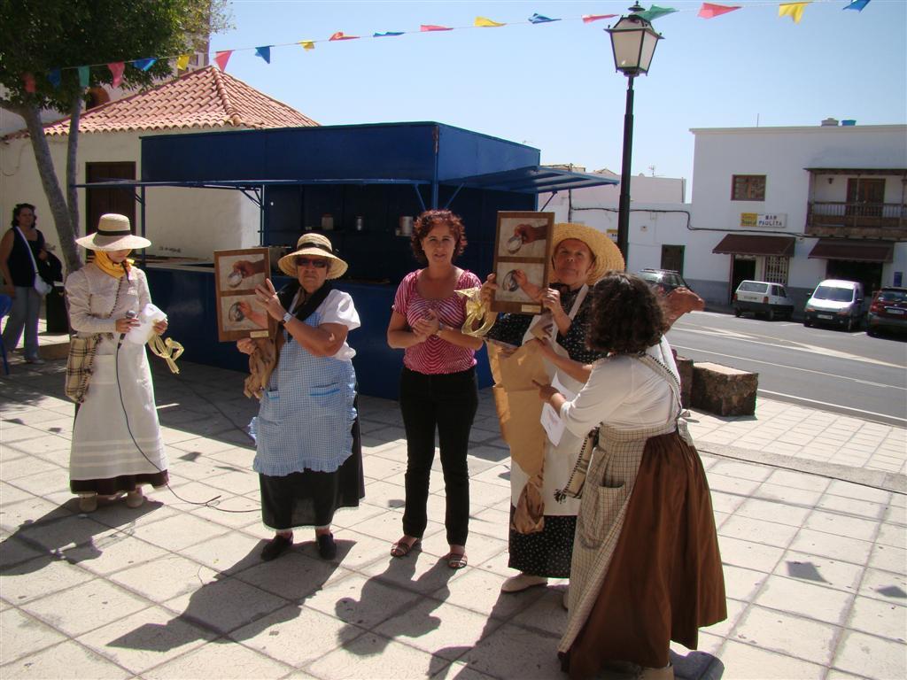 Trajes típicos de Fuerteventura