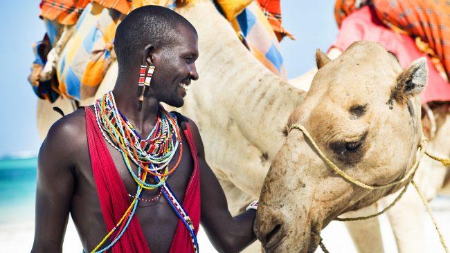 Trajes típicos de Kenia: la tribu Masái