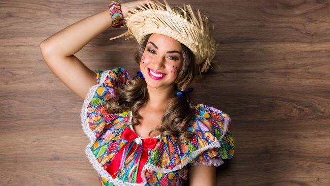 Trajes típicos del mundo: fiestas juninas de Brasil