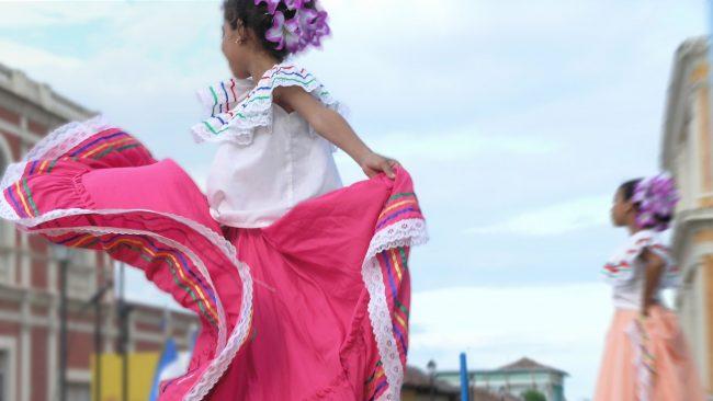 Trajes típicos nicaragüenses