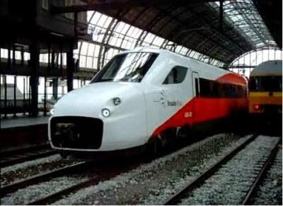 Transporte en Bélgica