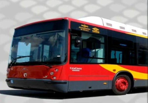 Transporte de Sevilla