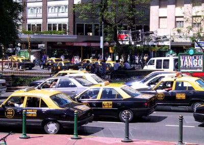 Transporte público de Buenos Aires